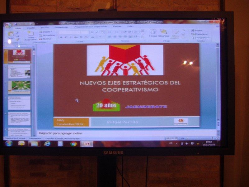 Nuevos ejes estratégicos del cooperativismo