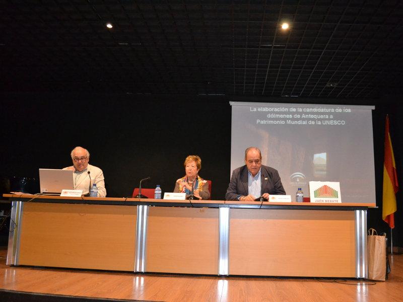 La elaboración de la candidatura de los Dólmenes de Antequera a Patrimonio Mundial de la UNESCO
