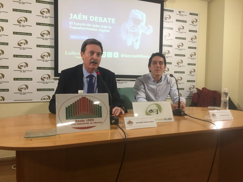El futuro de Jaén tras la Transformación Digital